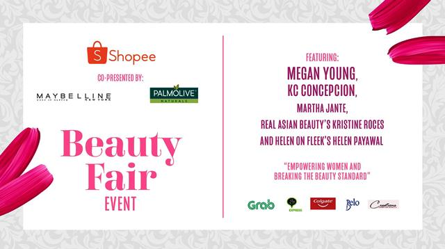 Shopee Maybelline Palmolive Promotes Women Empowerment