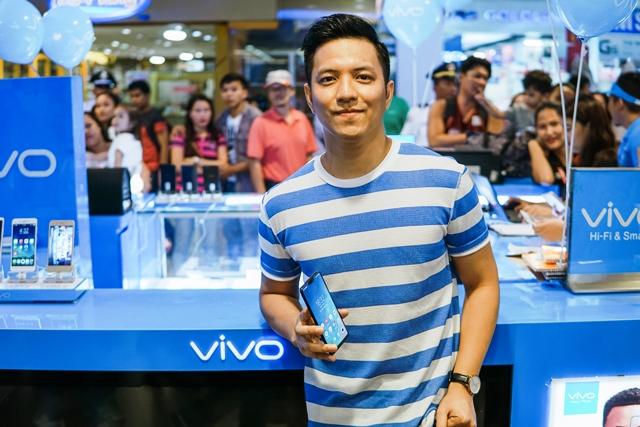 TJ Monterde Vivo V9 Mall Tour Cebu