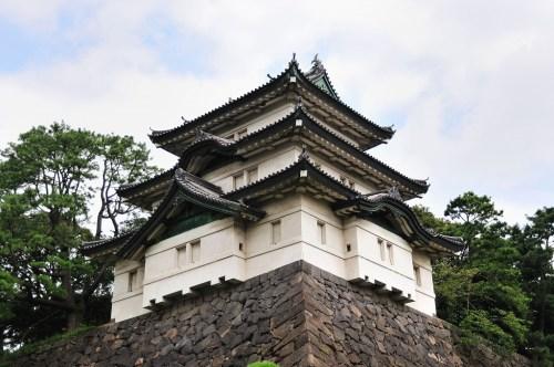 Tokyo Imperial Palace fujimi yagura