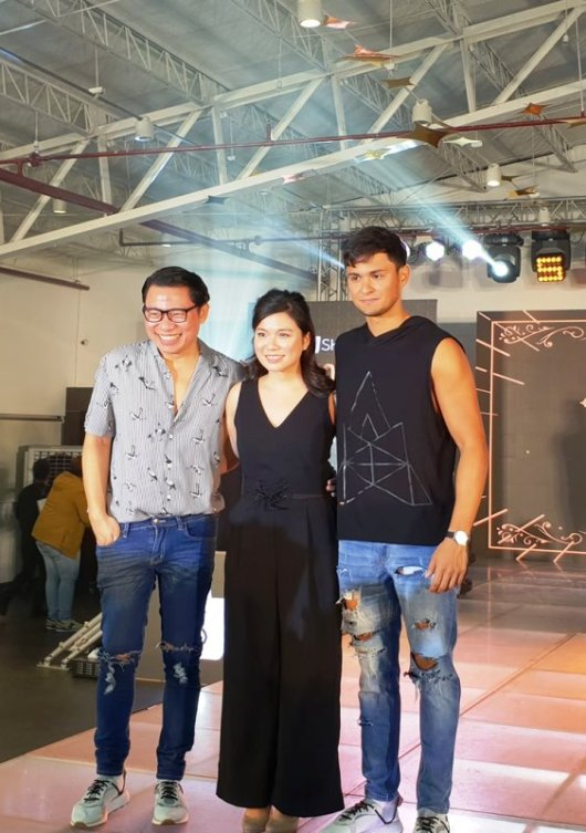 Shopee Celebrity Club featuring AvelXMatteo denim brand