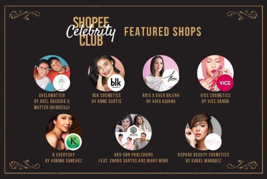 Shopee Celebrity Club