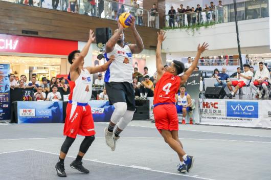 Vivo Hoop Battle Championship Philippines