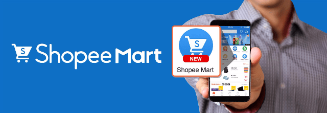 Shopee Mart Online Grocery Shopping