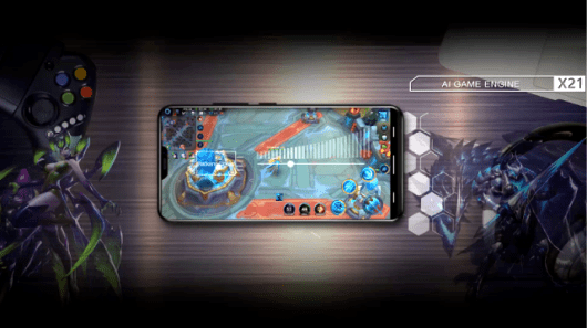 Vivo Science-Forward Technology of Artificial Intelligence Vivo X21 Game Engine
