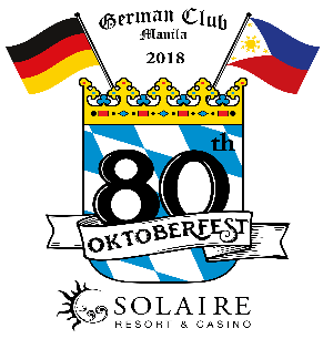 German Club Manila 80th Oktoberfest at Solaire
