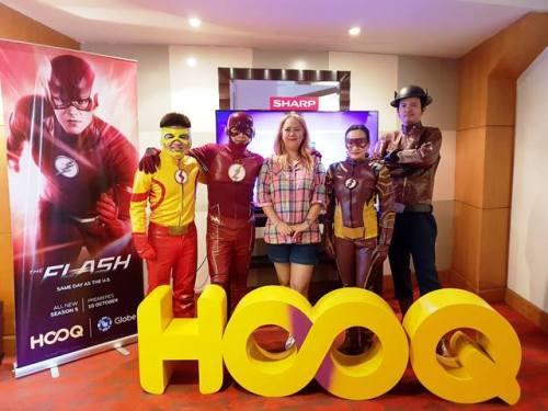 The Flash Season 5 Premiere