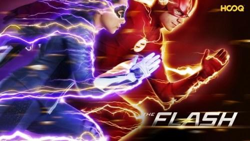 The Flash on HOOQ