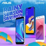 ASUS Philippines Zenfone RAINY SEASON SAVINGS