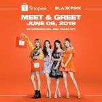 Shopee X BLACKPINK