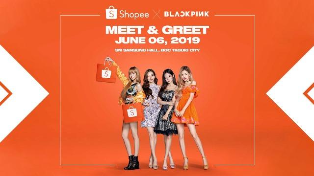 Shopee X BLACKPINK
