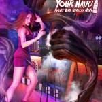 Vitress-Bar-Monster Solenn Heussaff