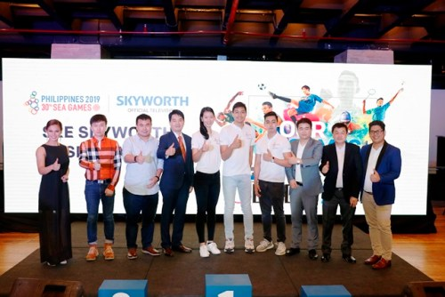 Skyworth 2019 SEA Games