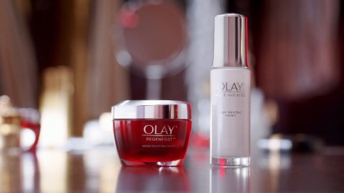Olay x Lazada Power Duo