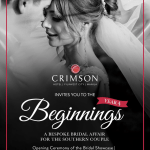 Crimson Hotel Beginnings Bridal