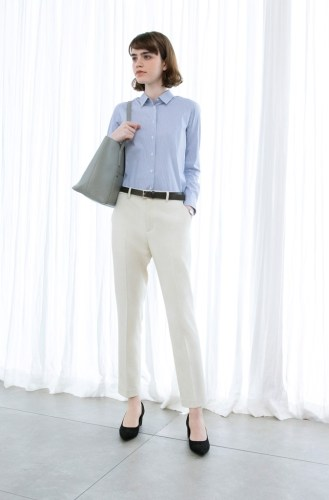 UNIQLO EZY Ankle Pants