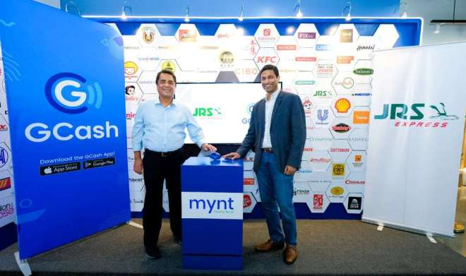 JRS Express ties up with GCash