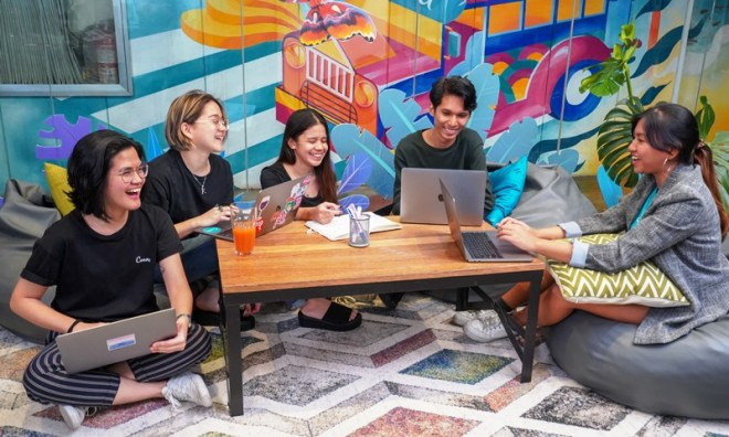 Canva Philippines Best Workplace