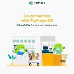 PayMaya QR Scan To Pay