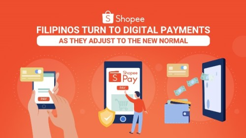 Shopee Pay Cashless Trends