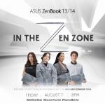 ASUS ZenBook 13 Launch