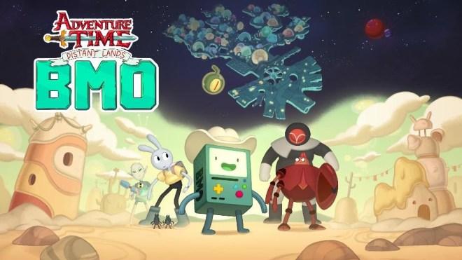 Adventure Time BMO HBO Go
