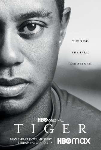 Tiger Woods WarnerMedia