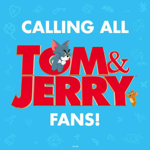 Tom & Jerry Cartoon Network