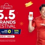 Shopee 5.5 Brands Festival Willie Revillame
