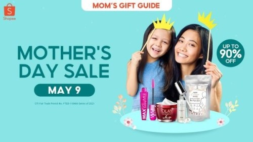 Shopee Mother's Day 2021