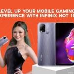Infinix Hot 10S Gaming Phone Shopee