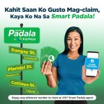 Paymaya Smart Padala Pickup-Anywhere