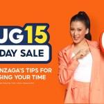 Alex Gonzaga Shopee Payday Sale