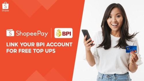 Shopee Top Up BPI