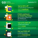 GrabPay 9.9 Deals