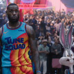 Space Jam A New Legacy_LBJ and Bugs Bunny