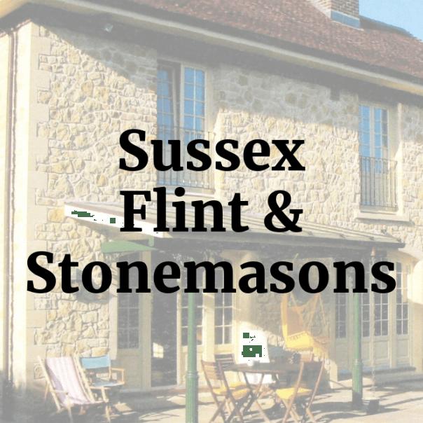 Website Design Portfolio: Sussex Flint and Stonemasons