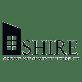 Website Design Portfolio: Shire Ground and Concrete Testing