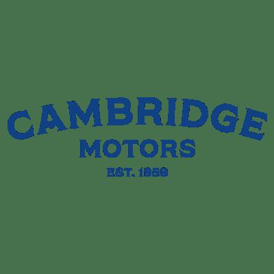 Website Design Portfolio: Cambridge Motors