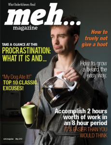 meh... magazine