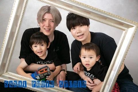 家族写真 十年史