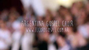 Diego Torres, Iguales cover Argentina Gospel Choir