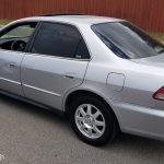 Car Makeover 02 Honda Accord Ex San Antonio Auto Detailing