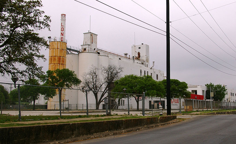Lone Star Brewery The City Of San Antonio Official
