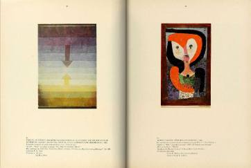 PAUL KLEE 1879-1940: A RETROSPECTIVE EXHIBITION, 148 sayfa, 1967