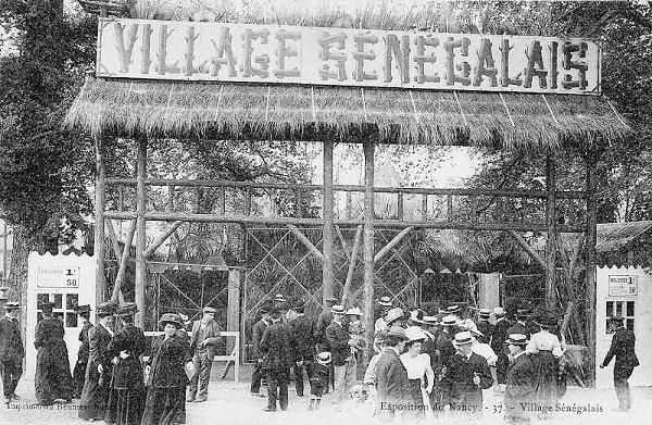 1913, Senegal – Evrensel serginin gerçekleşmesi