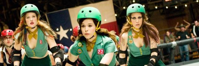 """Başrollerini Ellen Page, Drew Barrymore, Juliette Lewis ve Jimmy Fallon'ın paylaştığı filmde çok sevdiğimi oyunculardan biri olan Kristen Wiig'in """"bad-ass b*tch"""" tarzından bir karakteri oynuyor."""