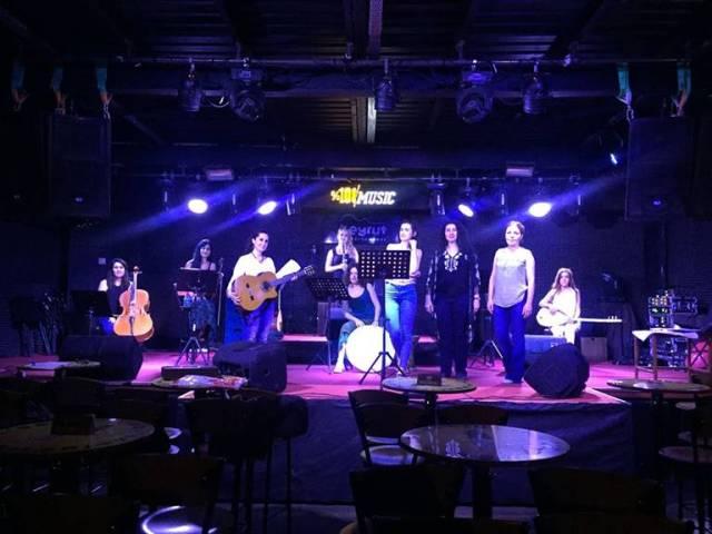İstanbul Kadın Orkestrası, ilk konserlerini 2 Haziran'da Kartal Beyrut Performance Merkezi'nde verdi.