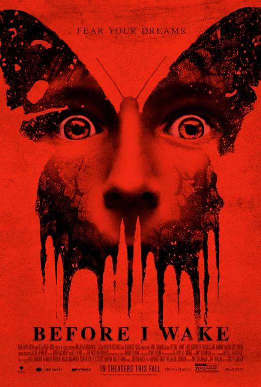 Before I Wake (Kâbustan Gelen)