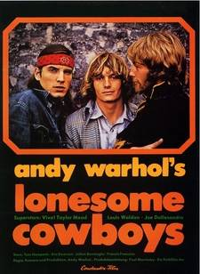 1968, Andy Warhol – Lonesome Cowboys