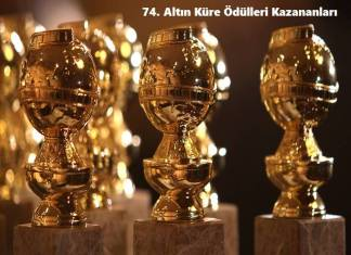 74. Altın Küre Ödülleri Kazananları Belli Oldu